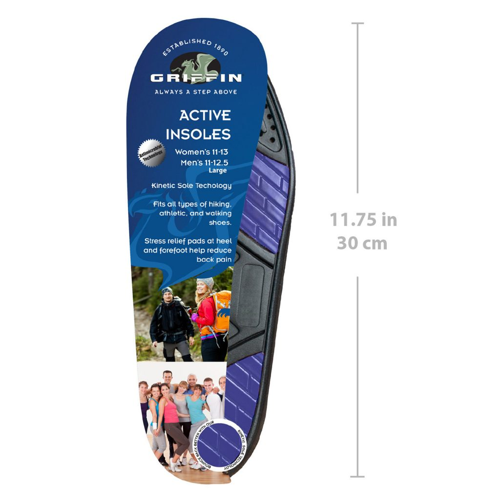 Active Insole (Large)