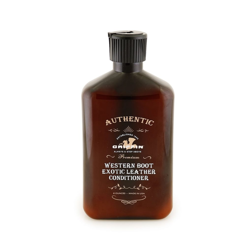 Western Exotic Leather Conditioner