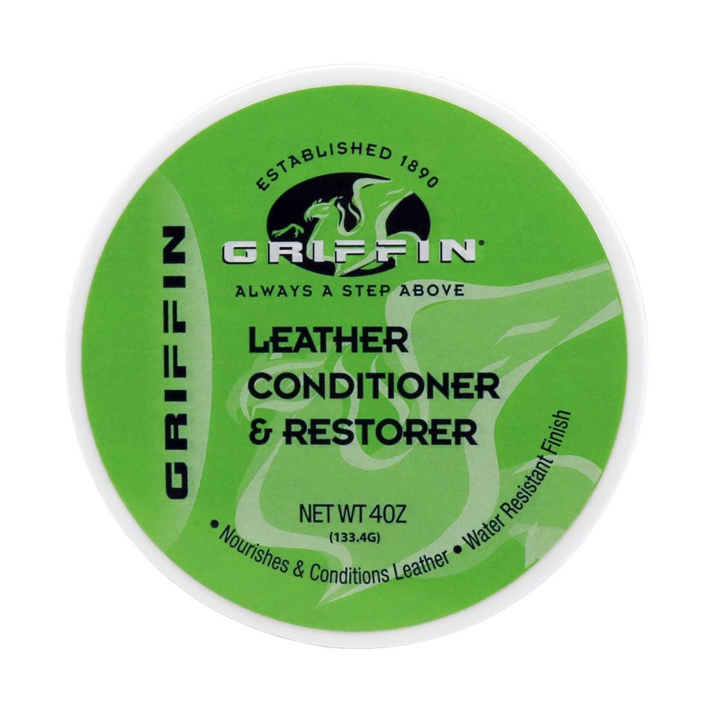 Leather Conditioner and Restorer 4oz