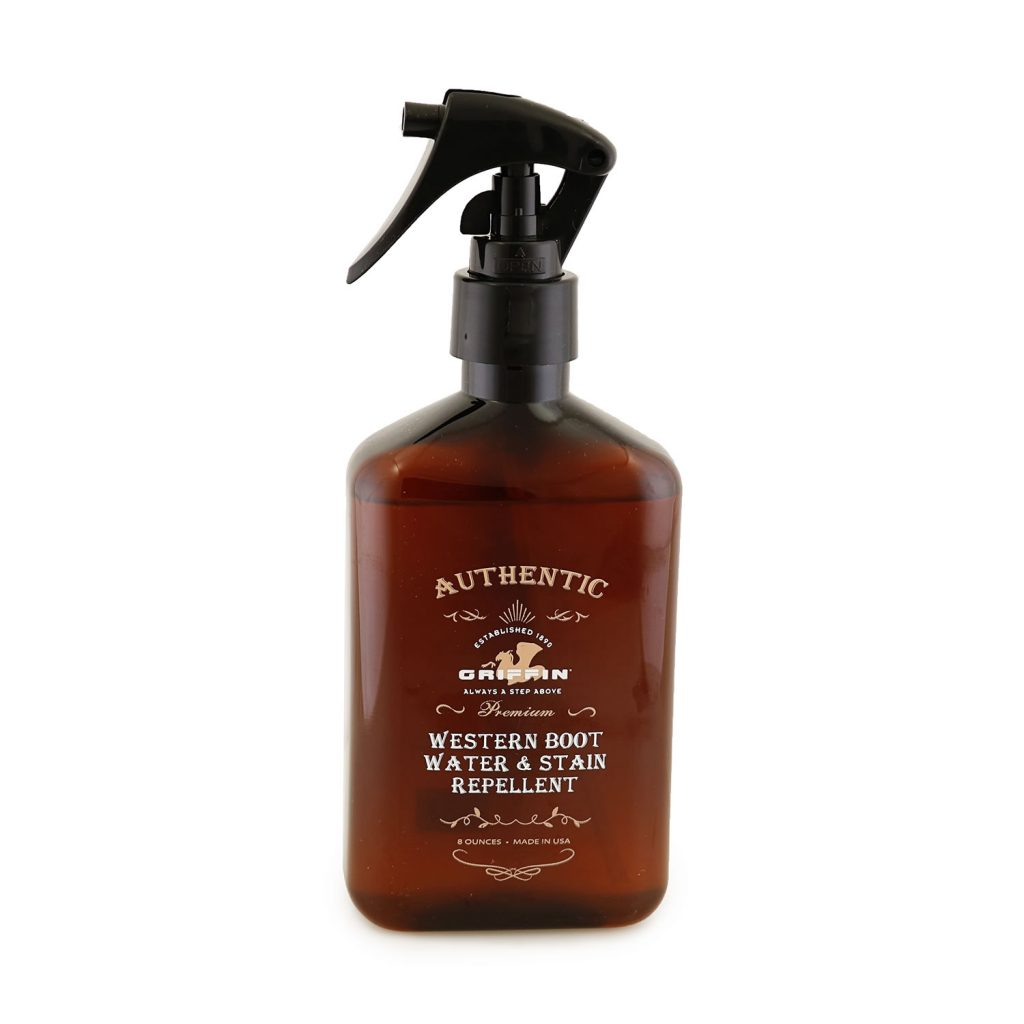 Western Leather Water & Stain Repellent